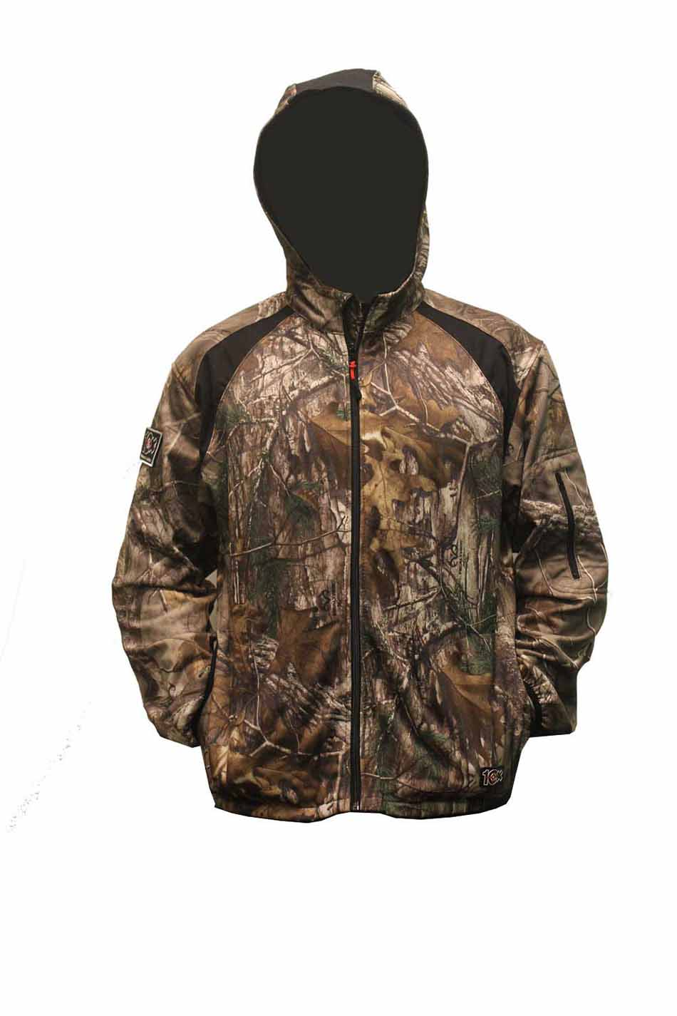 Walls 10X® Performance Fleece Full-Zip Jacket in Realtree AP Xtra_2.jpg