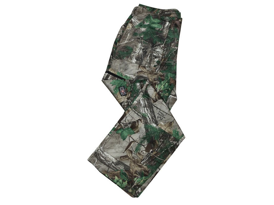 "Walls X55170RG9 10X Men's Ultra-Lite Pants 32"" Inseam, Realtree Xtra Green_1.jpg"