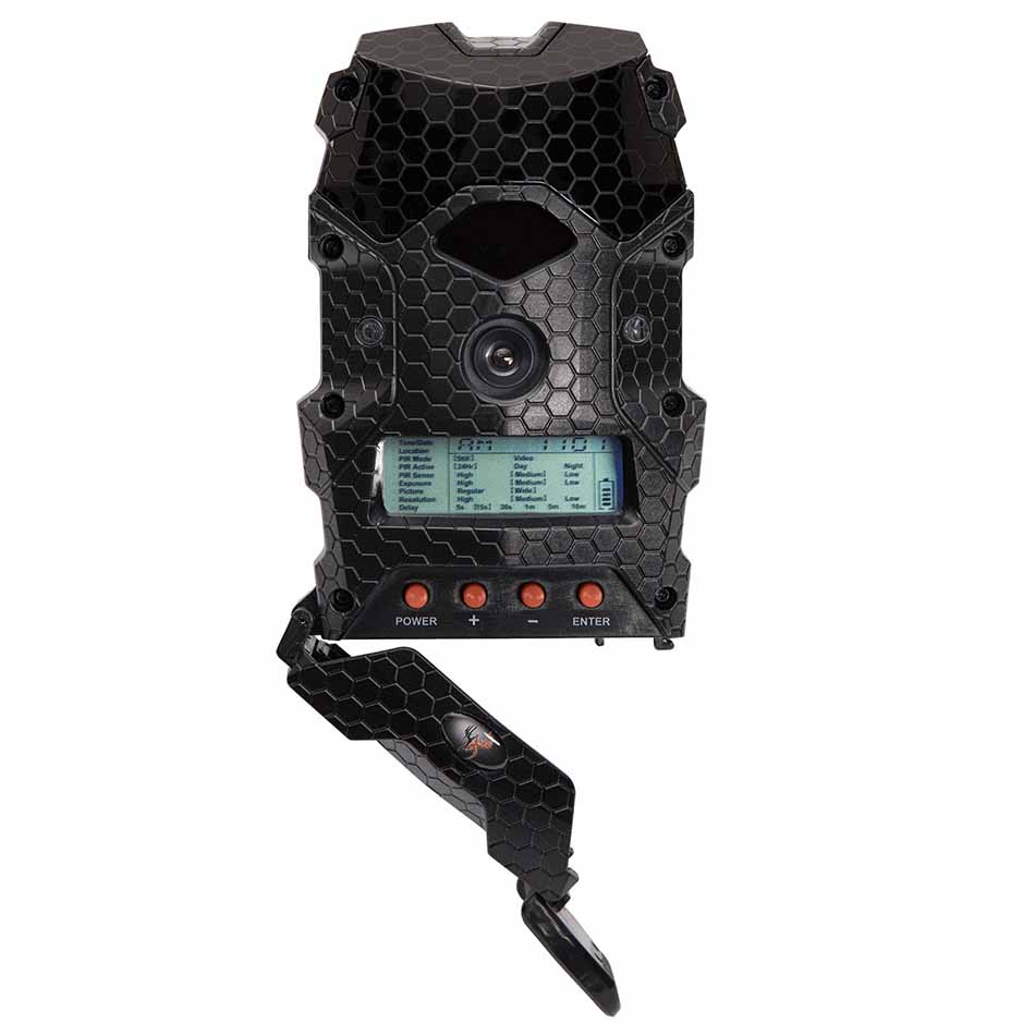 Wildgame Innovations M14b1 Mirage 14 Lightsout Trail Camera