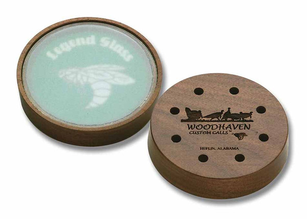 Woodhaven The Legend Glass Friction Turkey Call