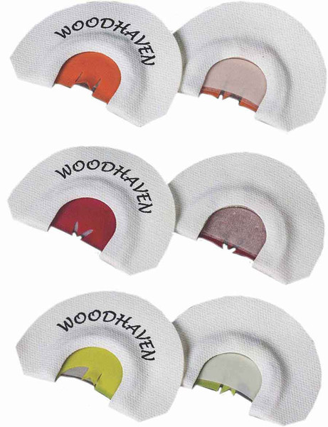 Woodhaven TKM 3 Pack (Red Wasp, Copperhead, & Copperhead II)