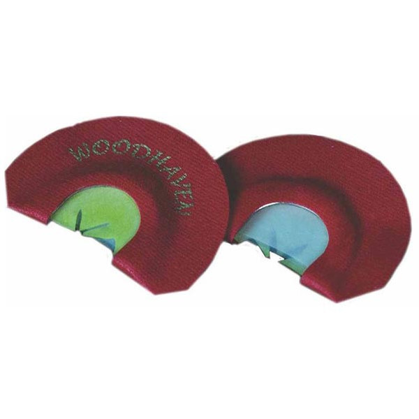 Woodhaven Raspy Red Reactor Turkey Mouth Call
