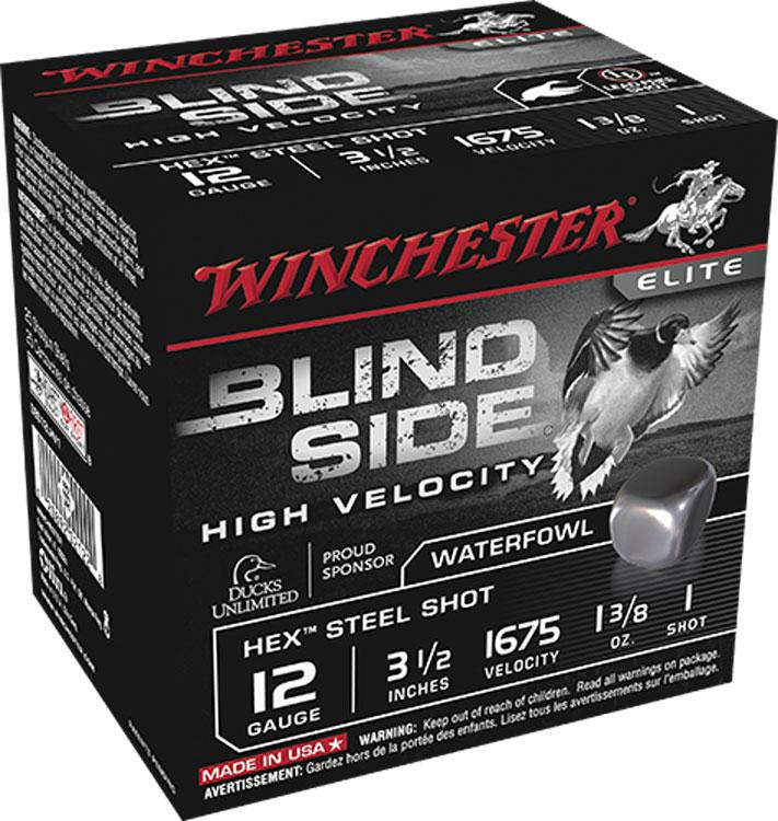"Winchester High Velocity Blind Side 12GA 3.5"" 1 3/8OZ 1675 FPS_1.jpg"
