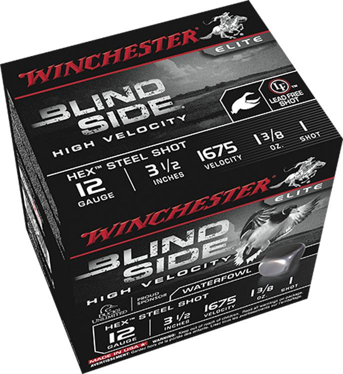 "Winchester High Velocity Blind Side 12GA 3.5"" 1 3/8OZ 1675 FPS_5.jpg"