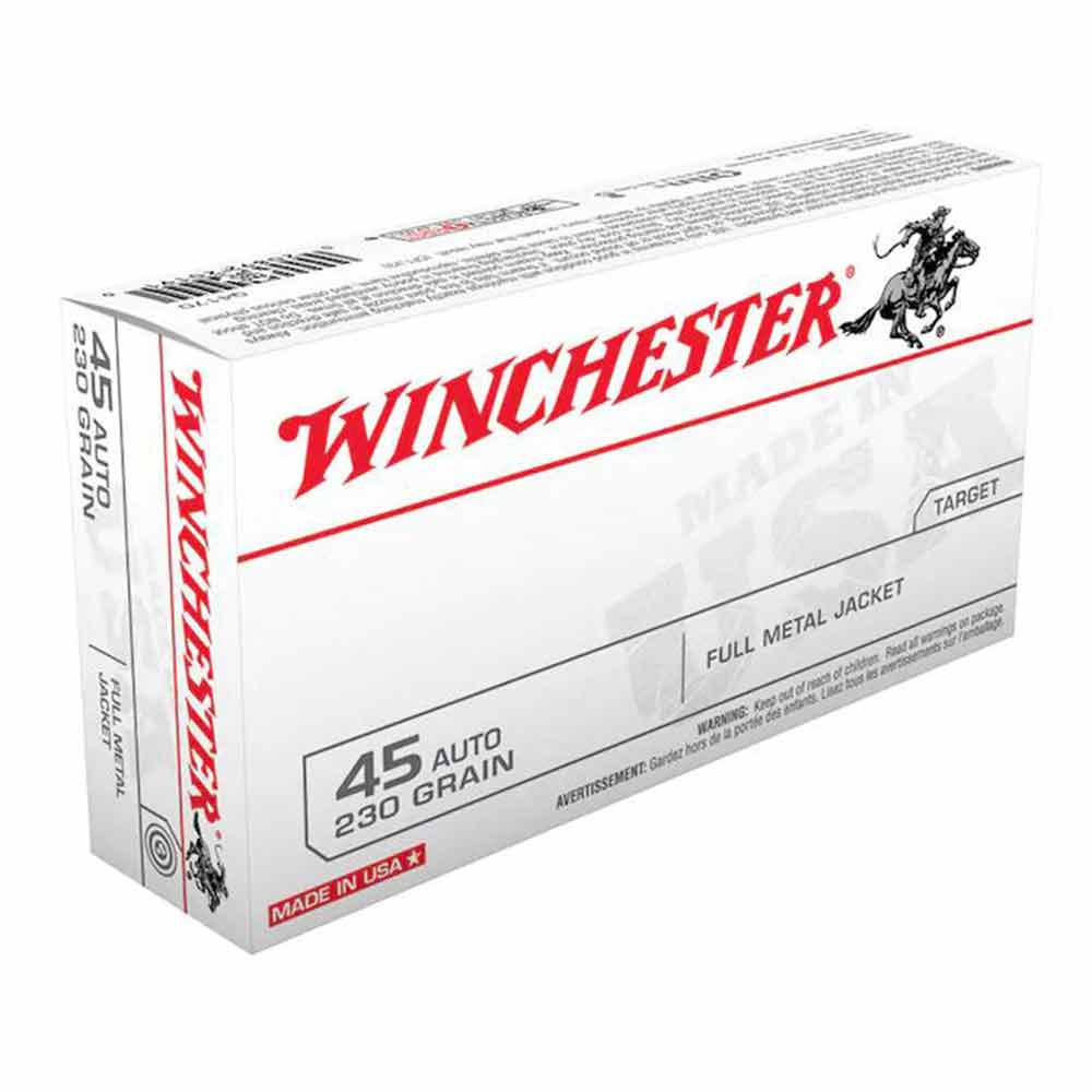 Winchester USA 45 ACP 230 Gr FMJ, 50 rounds_1.JPG