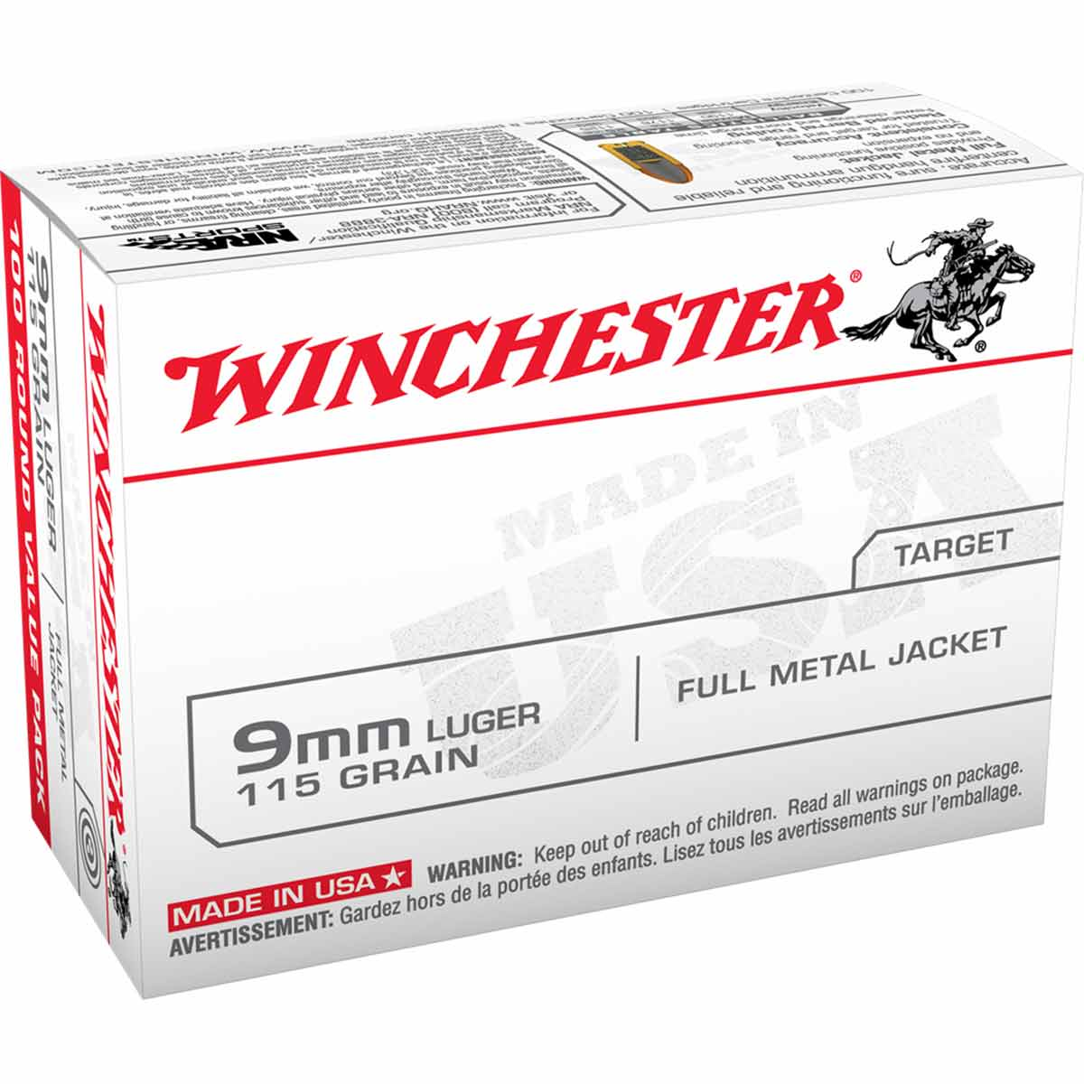 Winchester 9MM Luger Win 115Gr Full Metal Jacket, 100 Round Box_1.jpg