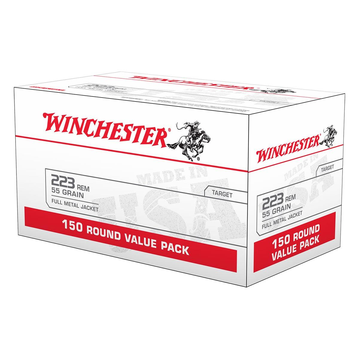 Winchester 223 Remington 55 Grain Full Metal Jacket, 150 round box_1.jpg