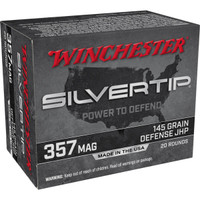 Winchester 357 Mag Silvertip Hp 145 Gr 20 Rounds