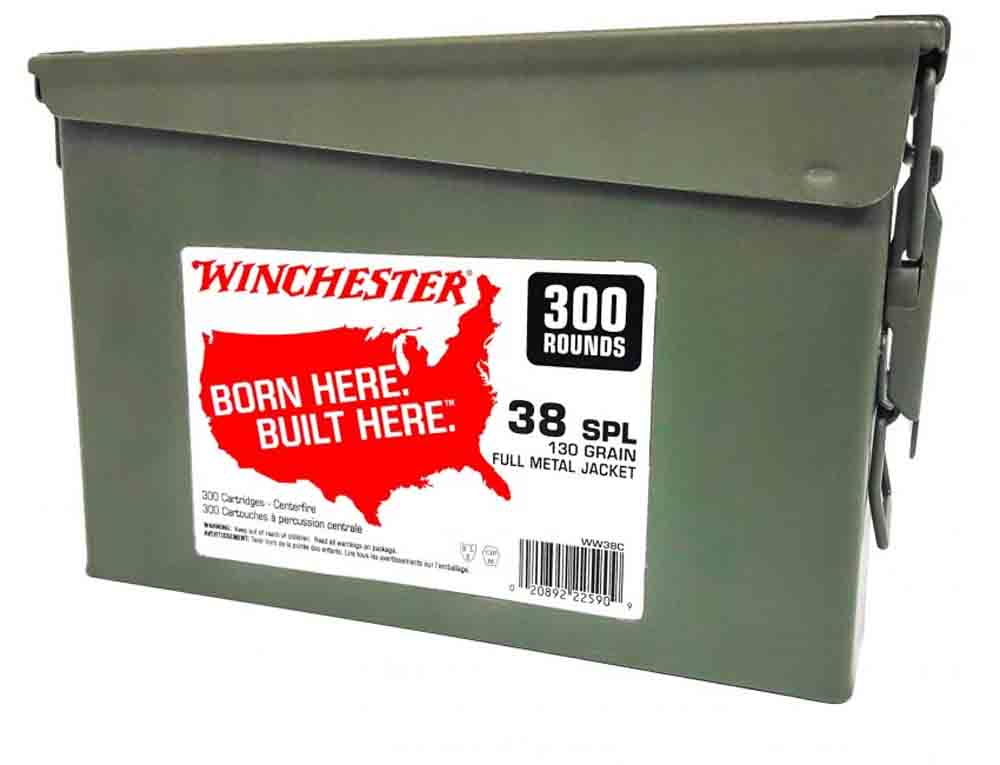 Winchester 38 Special FMJ Can, 130 gr, 300 Rounds_1.jpg