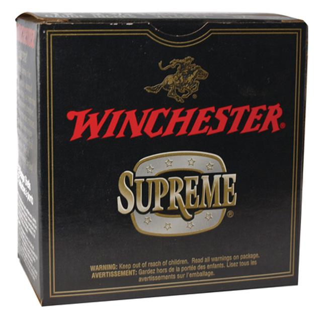 """Winchester Supreme Double X Magnum 12 G 2 3/4"""" Shells"""
