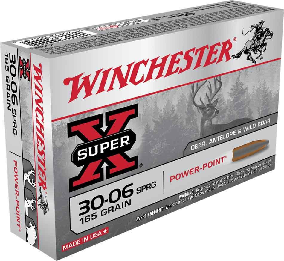 Winchester Super X 30-06 Springfield, 165 Gr Power-Point, Box of 20_1.jpg