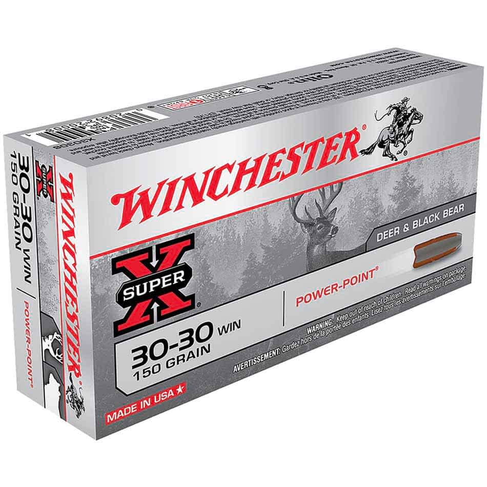 Winchester 30-30 Win 150 gr Power-Point Super X, Box of 20_1.jpg
