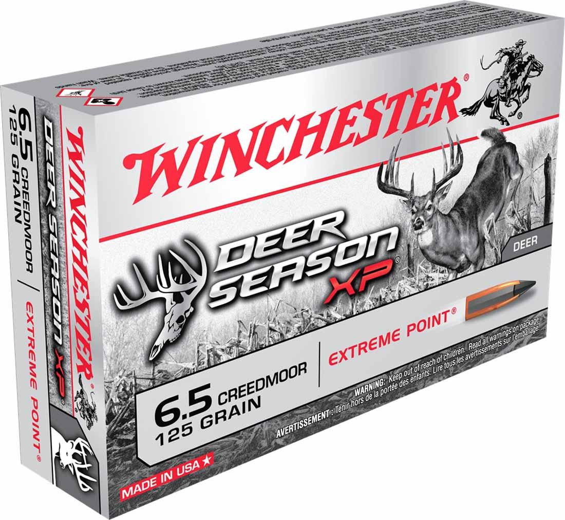 Winchester 6.5 Creedmoor, 125 gr Deer Season XP, Box of 20_1.jpg