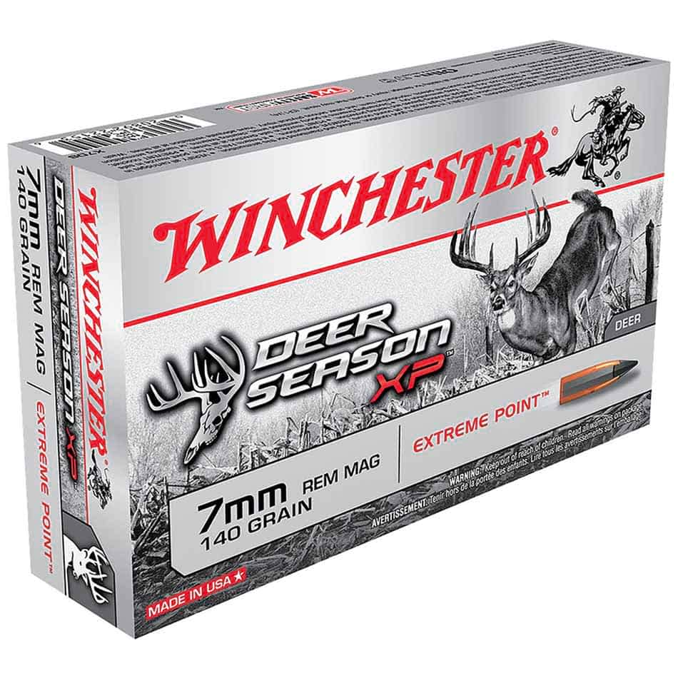 Winchester 7mm Rem Mag 140 gr Extreme Point Deer Season XP, Box of 20 (X7DS)_1.jpg