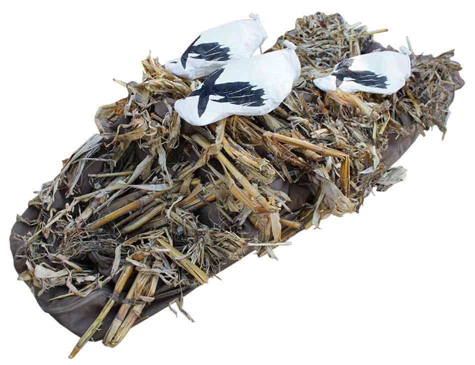 White Rock Decoys Snow Goose Blind Door Decoys, 3 Pack_1.jpg