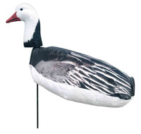 White Rock Decoys Upright Blue Goose Decoys - 12 Pack