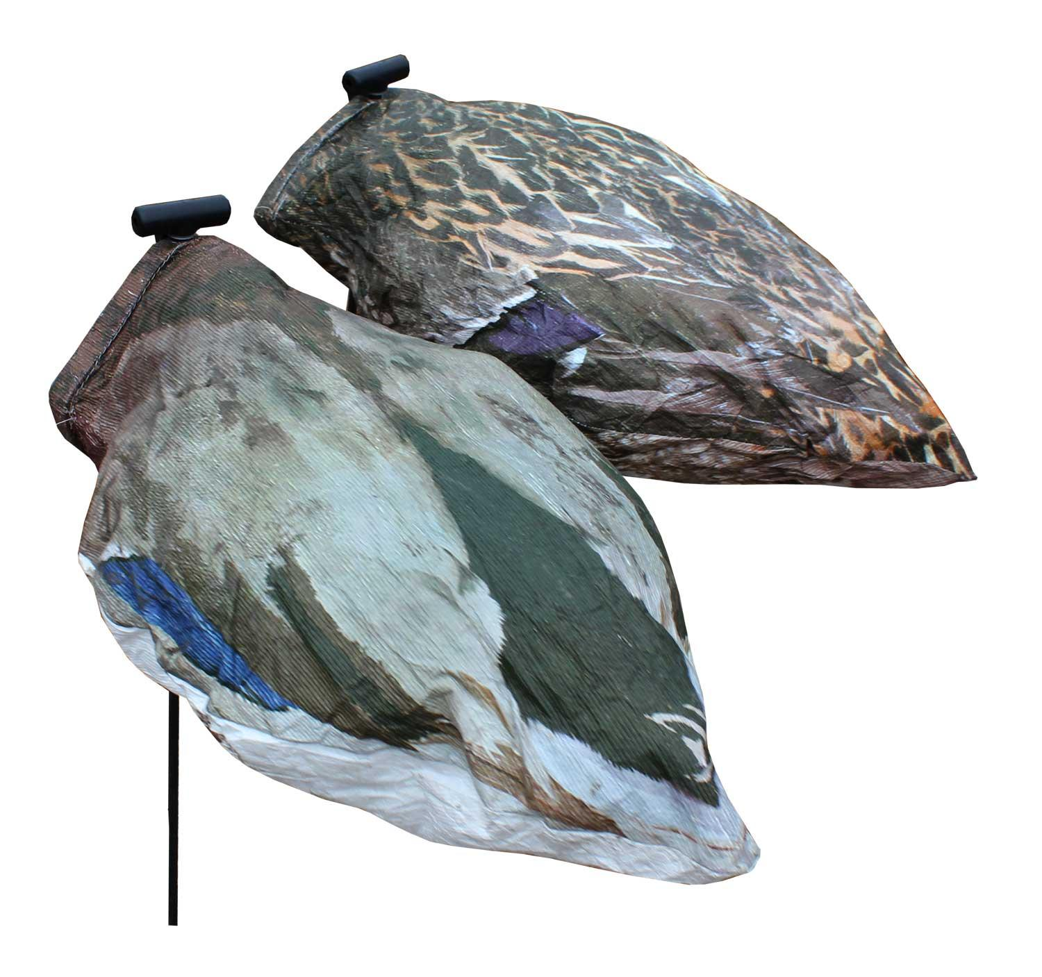 White Rock Decoys Headless Mallard Decoys - 12 Pack_1.jpg