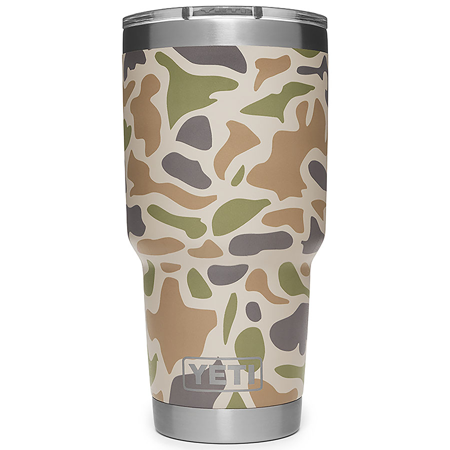 bf1c2a6a90c YETI Rambler 30 oz Tumbler with MagSlider Lid, Camo