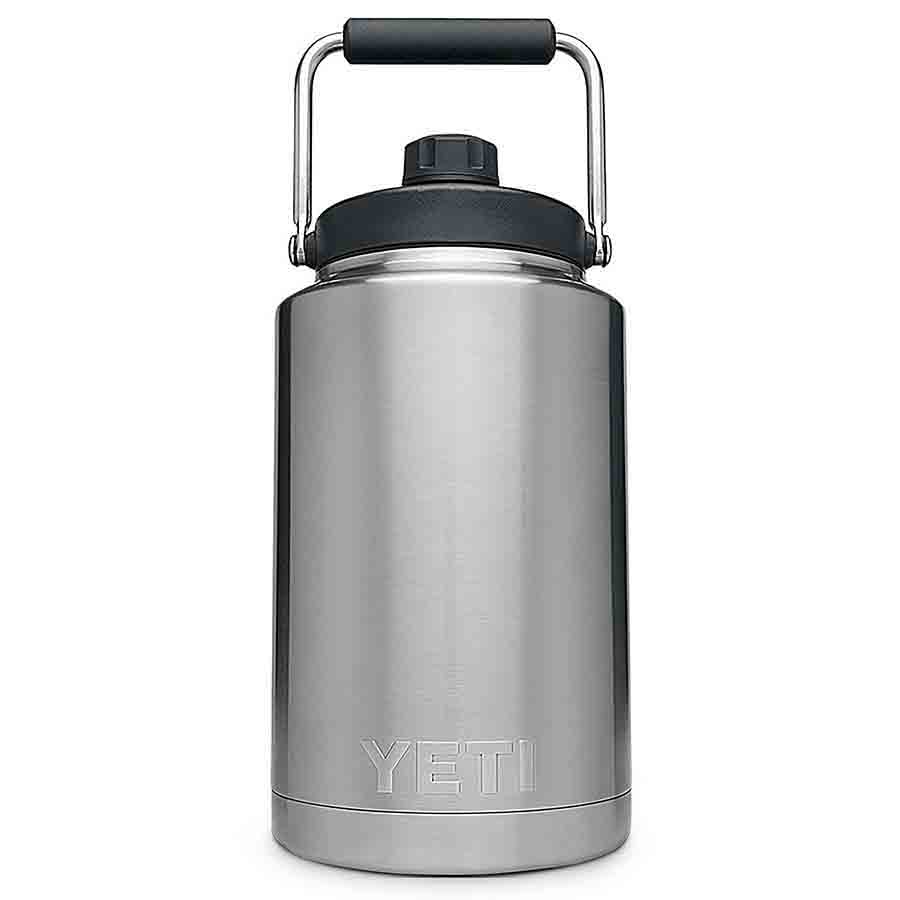 YETI Rambler Jug - One Gallon, Stainless Steel_1.jpg