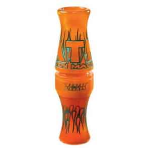 Zink Green Machine (ATM) Double Reed Duck Calls_Orange Marmalade.jpg