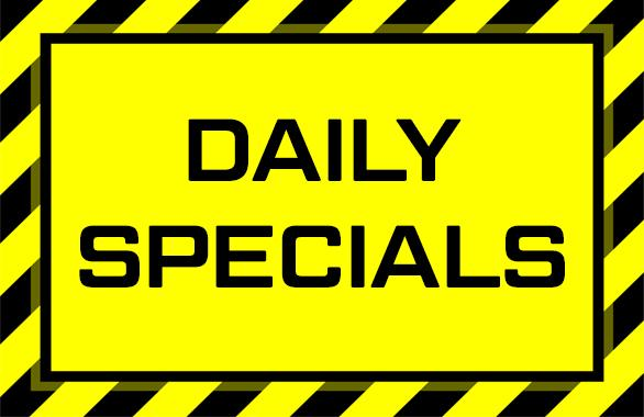 Save with Daily eMail Specials