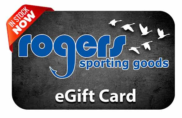 Get your Rogers Gift Card now